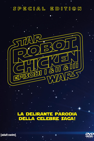 Robot Chicken - Star Wars Special Edition