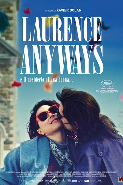 Laurence Anyways e il desiderio di una donna..