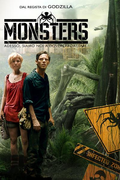 Monsters - Adesso, Siamo Noi a Doverci Adattare