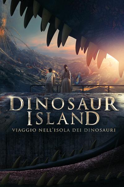 Viaggio nell'isola dei dinosauri