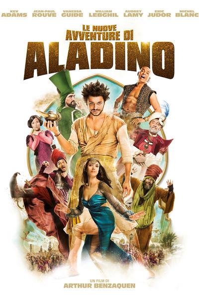 Le nuove avventure di Aladino
