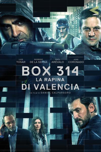 Box 314 - La rapina di Valencia