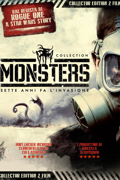 Monsters - Sette Anni Fa l'Invasione