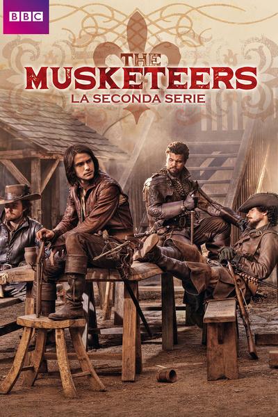 The Musketeers - La seconda serie
