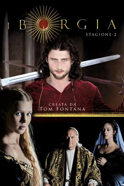 I Borgia (Seconda stagione)