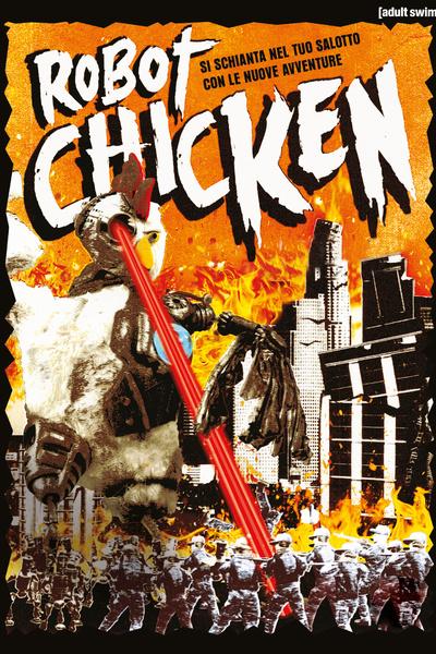 Robot Chicken Stagione 6