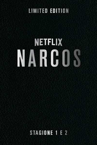 Cofanetto Narcos 1 & 2