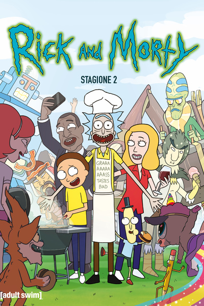 Rick And Morty Stagione 2