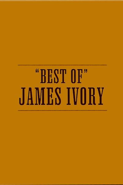 Cofanetto Best of James Ivory