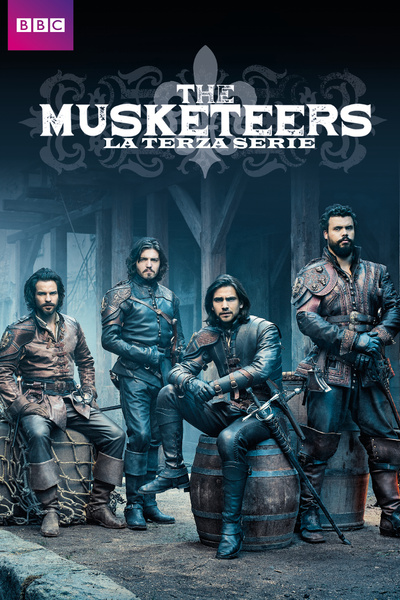 The Musketeers - La terza serie