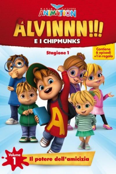 Alvinnn!!! Stag.1 Vol. 1 - Il Potere Dell'amicizia