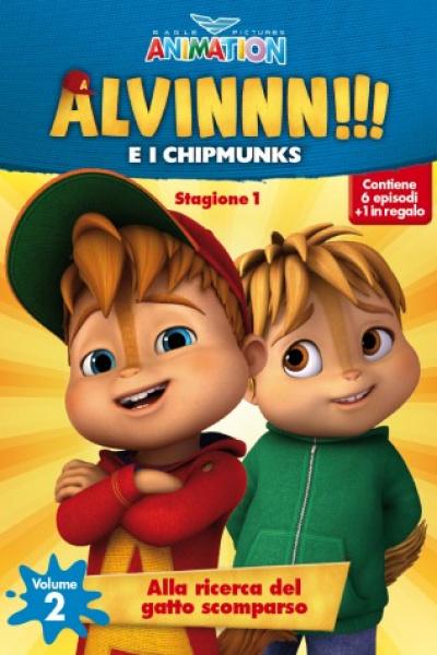 Alvinnn!!! Stag. 1 Vol. 2 - Alla Ricerca Del Gatto Scomparso
