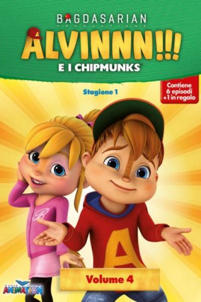 Alvinnn!!! Stag. 1 Vol 4 - Salviamo Simon