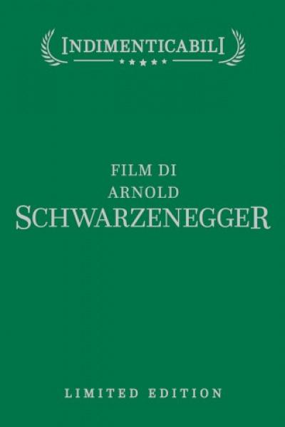 Cofanetto Indimenticabili Film Di A. Schwarzenegge
