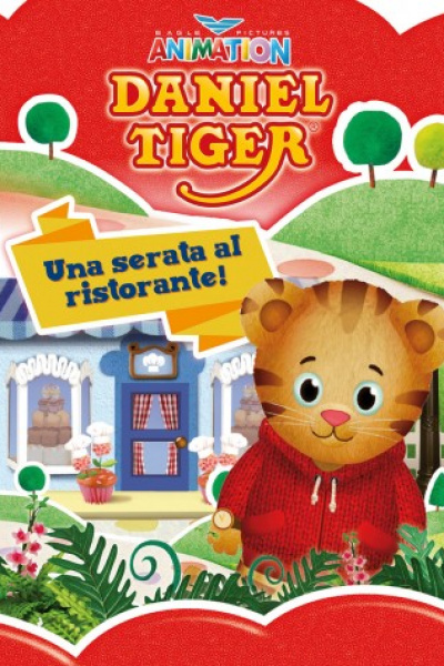 Daniel Tiger Vol 4 - Una Serata Al Ristorante