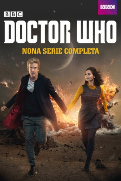 Doctor Who Stag. 8