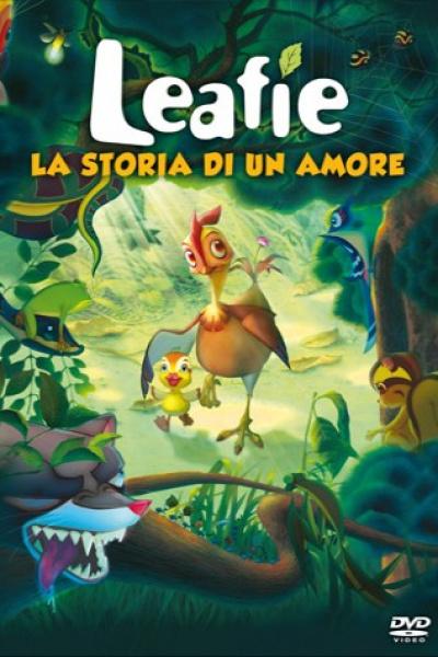 Leafie - La Storia Di Un Amore