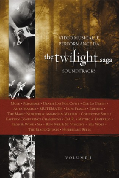 Music From The Twilight Saga Soundtracks