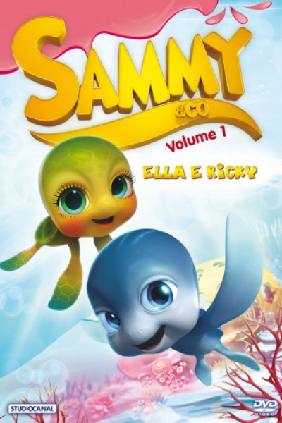 Sammy & Co. Vol. 1 Serie Tv - Ella E Richy
