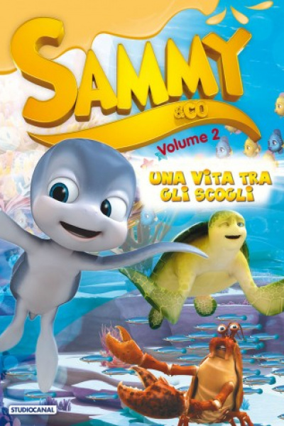 Sammy & Co. Vol. 2 Serie Tv - Una Vita Tra Gli Scogli