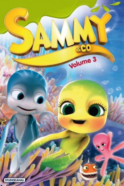 Sammy & Co. Vol. 3 Serie Tv - Ricky E I Suoi Amici