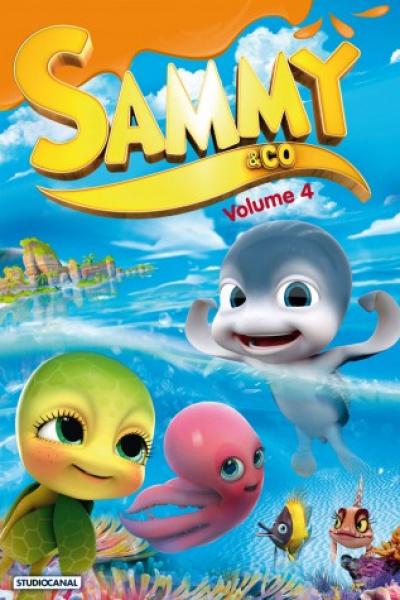 Sammy & Co. Vol. 4 Serie Tv - Su E Giù