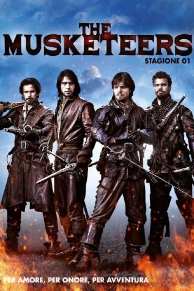 The Musketeers - La Prima Serie