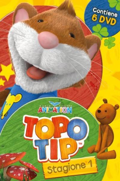Cofanetto Topo Tip Stag. 1 ( 6 Dvd)