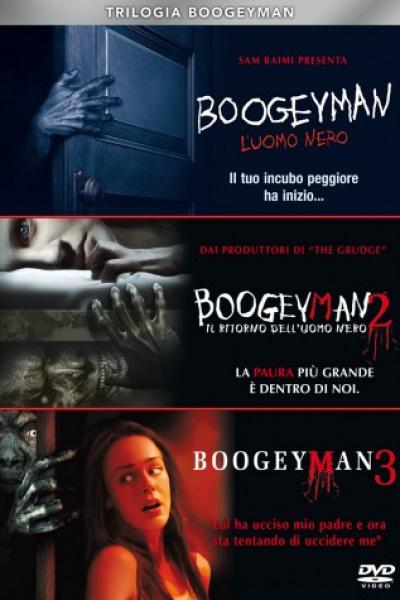 Trilogia Boogeyman (1+2+3)