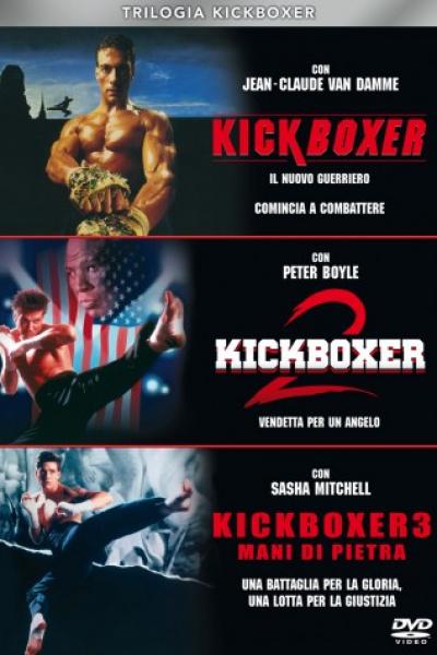 Trilogia Kickboxer (1+2+3)