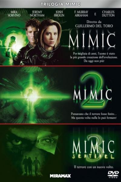 Trilogia Mimic (1+2+3)