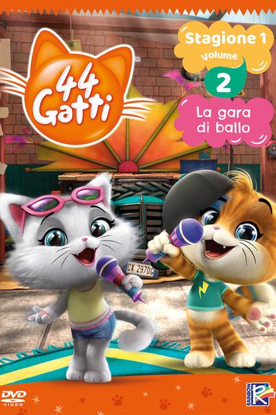 44 Gatti - Stagione 1 Vol. 2 - La gara di ballo