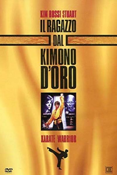 Il Ragazzo Dal Kimono D'oro