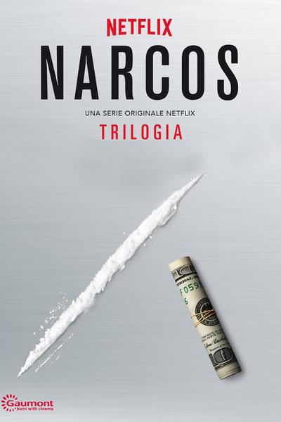 Narcos Trilogia