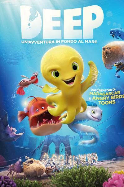 Deep - Un'avventura in fondo al mare