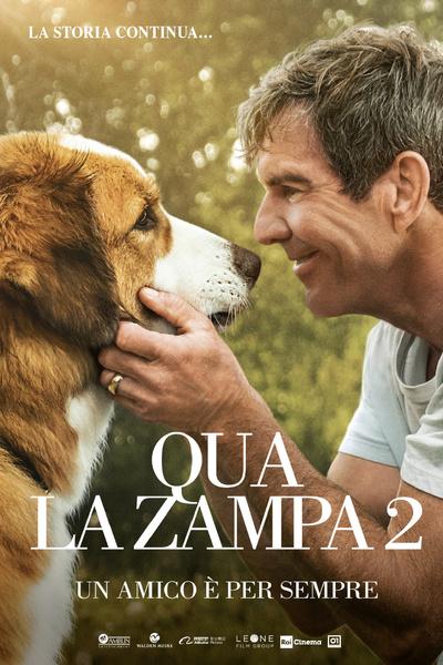 QUA LA ZAMPA 2 - Un amico è per sempre
