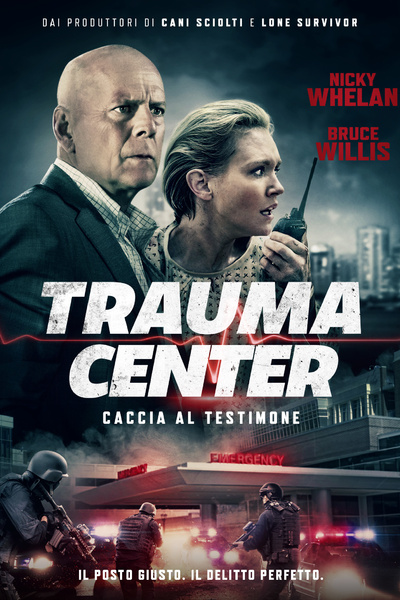 TRAUMA CENTER - CACCIAL AL TESTIMONE