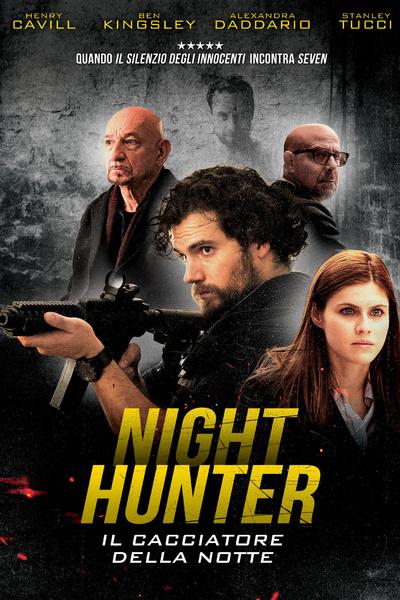 Night Hunter - Il cacciatore della notte