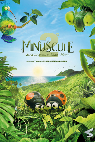 Minuscule 2 - Alla ricerca di nuovi mondi