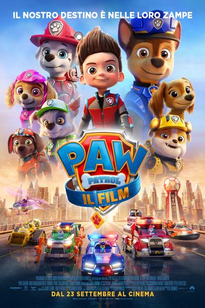 PAW PATROL: IL FILM