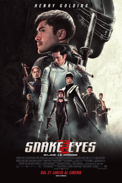 Snake Eyes: G.I.Joe Le Origini