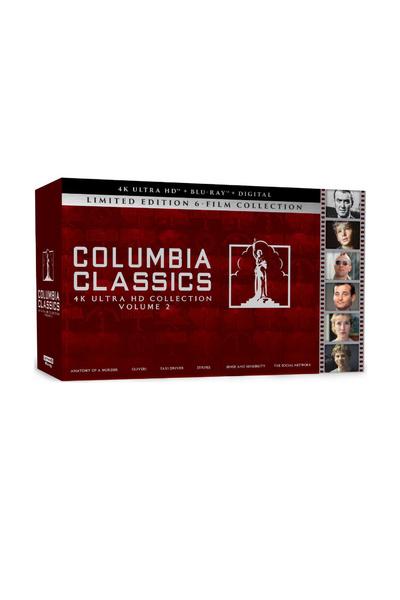 Cofanetto Columbia Classics - Vol. 2