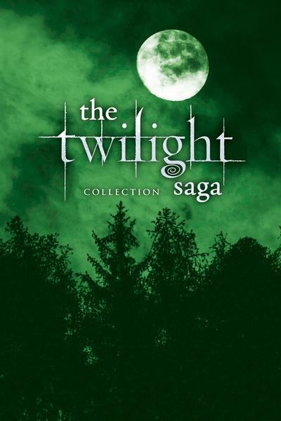 Twilight Saga Collection - Green Box