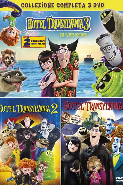 Hotel Transylvania Collection - Green Box
