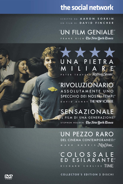 The Social Network - Ever Green Collection
