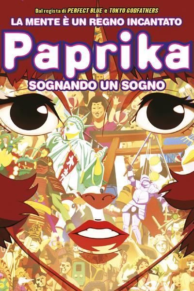 Paprika - Sognando un sogno - Anime Green Collection