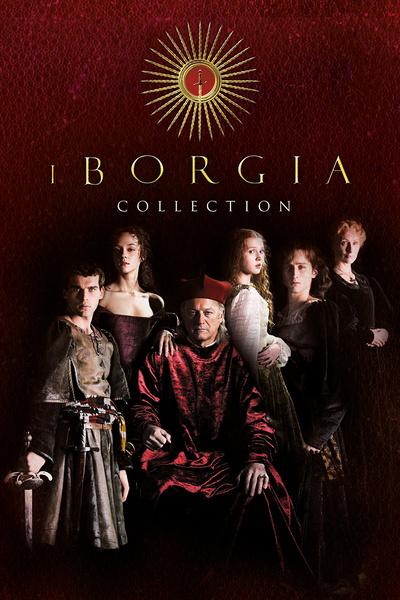 I Borgia stagione 1-3 - Green Box Collection