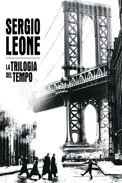 Cofanetto Sergio Leone - La trilogia del tempo