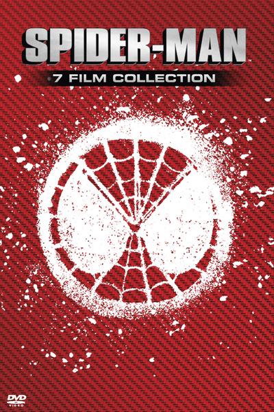 Cofanetto Spiderman 1-7 - Green Box
